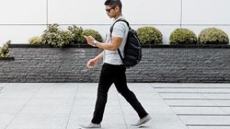 ¿Cuál es la mejor postura para caminar?