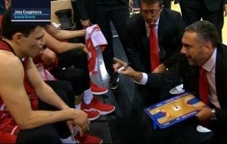 ¿Qué dicen los entrenadores de la ACB en los descansos?