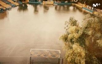 El fútbol devuelve la ilusión a Orihuela tras la gota fría