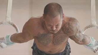 Ray Zapata, la esperanza de la gimnasia artística española