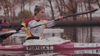 Teresa Portela rompe moldes en el deporte español