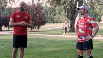 Tiene 47 años y entrena cada día a las 6 am: así se prepara una maratón