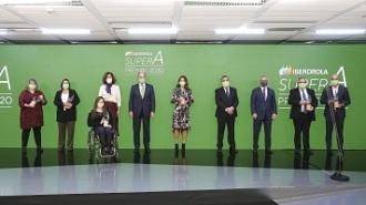 Iberdrola celebra la primera entrega de sus Premios SuperA