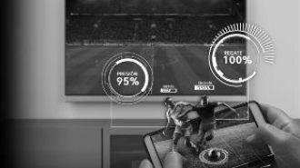 El fútbol del futuro: a la carta y en realidad aumentada