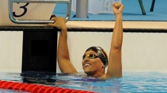 Teresa Perales: a una medalla de alcanzar el récord de Phelps