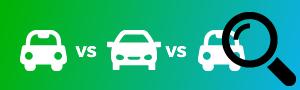 Comparador de vehículos