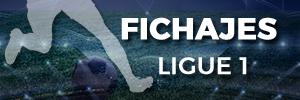 Mercado fichajes Liga Francesa