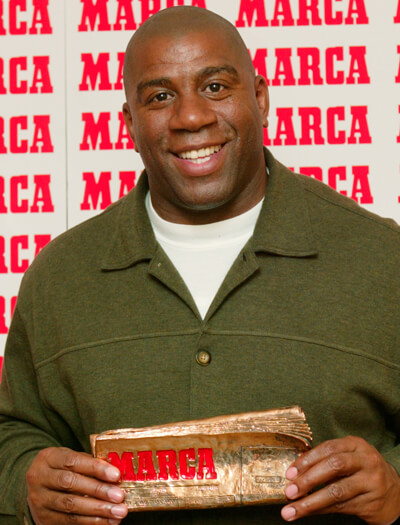 'Magic' Johnson