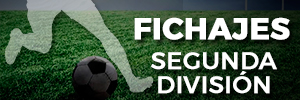 Mercado fichajes 2ª División