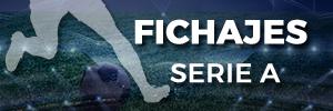 Mercado fichajes Liga Italiana