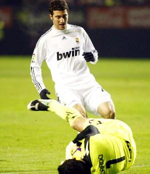 Higuaín recaló en el Real Madrid en un mercado invernal