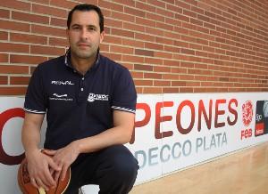 Guillermo Arenas en Pumarín (Oviedo) | Foto: Esteban Novillo