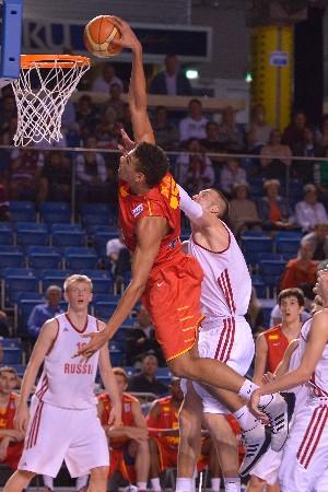 Sebas Sáiz   Foto: FIBA Europe