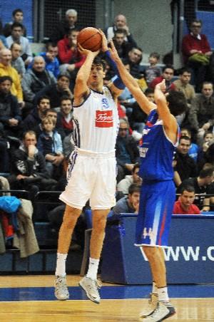 Dario Saric, en una imagen de esta temporada. | Foto: Gordan Lau¿ić