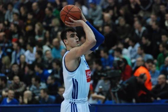 Dario Saric, en una imagen de esta temporada. | Foto: Gordan Lausic