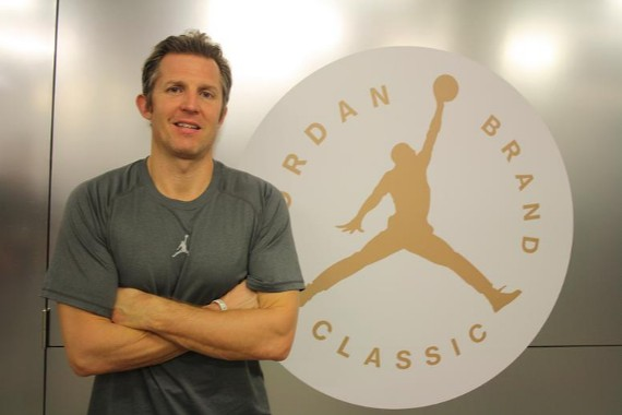 Ganon Baker, pieza clave del Jordan Brand Classic. | Foto: Esteban Novillo