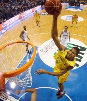 Tavares en la Copa del Rey. | Foto: ACB Photo