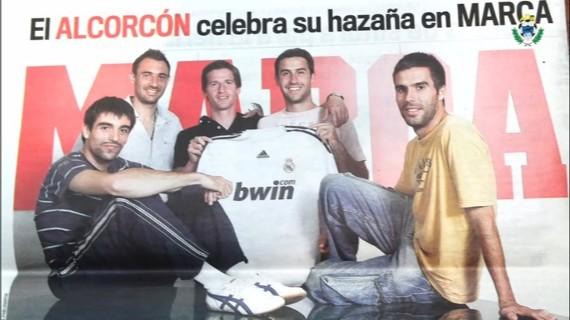 Los héroes del Acorconazo: Marca.com.