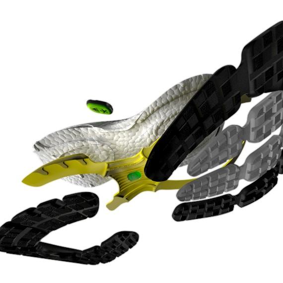 Armada espada Reciclar  adidas 'Boost', carrera al futuro