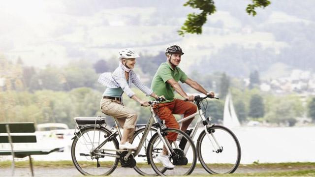 De bicicleta montar antes ejercicios