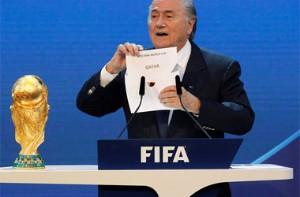 A Blatter le vale, a mí no tanto.