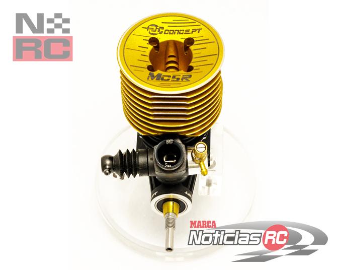 Motor RC Concept MC5R