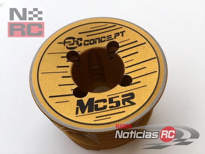 Culata RC Concept MC5R