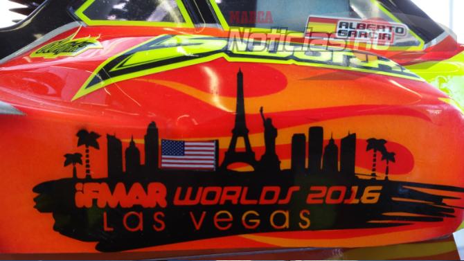 Campeonato del mundo en Las vegas