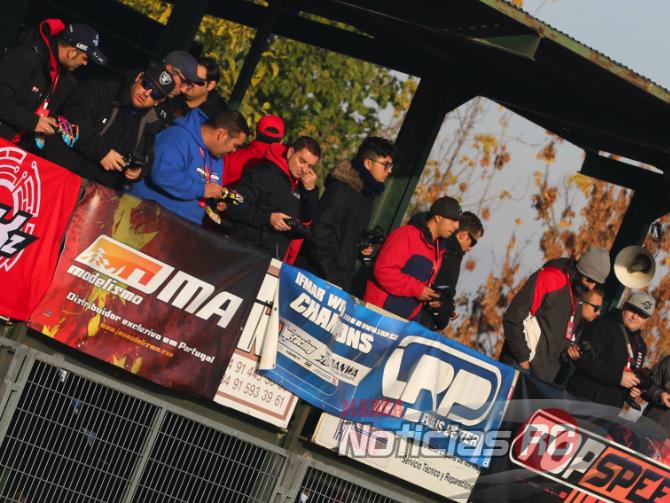Podium pilotos Buggyland 2016