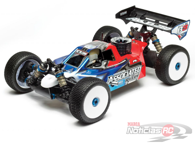 Associated RC8B3 Review noticiasRC