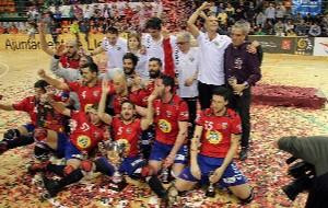 Moritz CE Vendrell, campeón de la Copa del Rey 2014