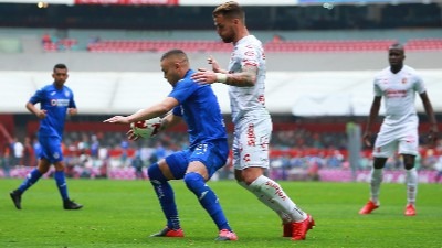 Cruz Azul Vs Tijuana Marcador Resumen Y Goles En Video Liga Mx