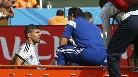 Ricky Álvarez valora la lesión del Kun