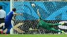 Costa Rica 1-1 Grecia