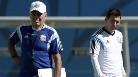 Sabella compara a Messi con Maradona