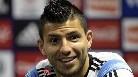 Agüero: ''Si tienes dinero hay que apostar por Argentina''