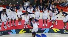 El show de USA tras ganar el oro