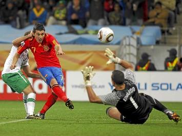 España pasaba a cuartos del Mundial