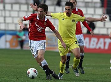 Nastic 0-1 Villarreal B