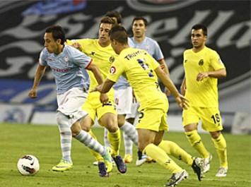 Celta 2-0 Villarreal B