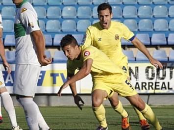 Villarreal B 2-0 Elche