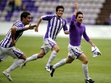 Valladolid 2-1 Cartagena