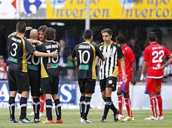 Cartagena 2-1 Numancia