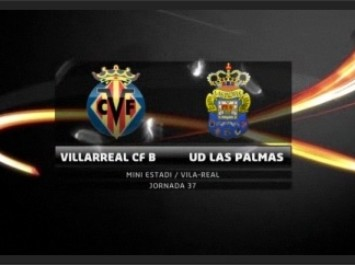 VILLARREAL B 1-4 LAS PALMAS