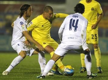 Xerez 0 - 1 Villarreal B