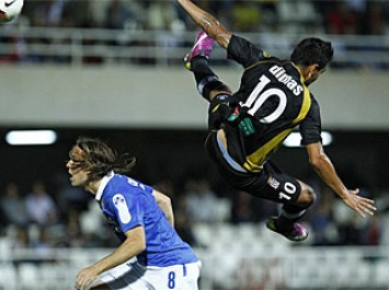 Cartagena 0-0 Xerez