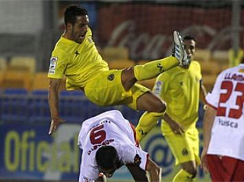 Villarreal B 4-2 Huesca