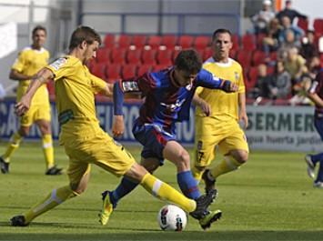 Huesca 1-0 Cartagena
