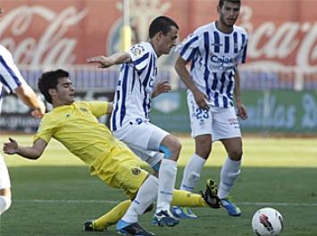 Villarreal B 2-0 Recreativo