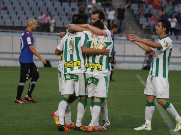 Córdoba 2-0 Cartagena